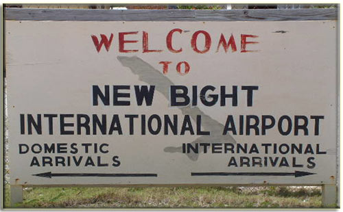 Air Charter Bahamas - New Bight, Cat Island