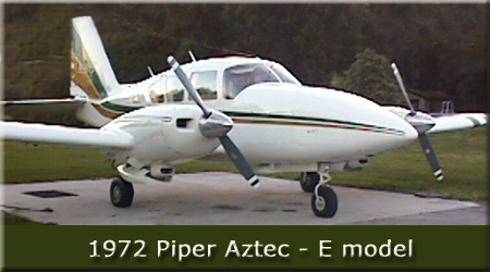 Air Charter Bahamas.com - 1.866.FLY.ISLANDS  - Piper Aztec - 5 seater