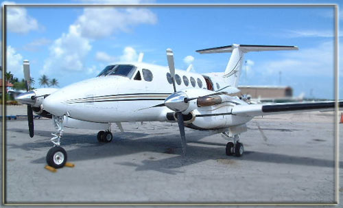 Air Charter Bahamas - King Air 200