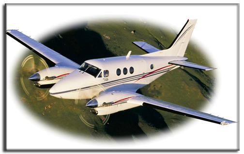 Air Charter Bahamas - King Air 90