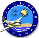 Private charter flights to the Bahamas